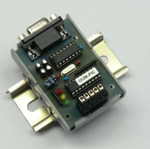 Das neue I2C-RS232-Modem 2