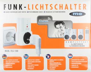 M-E Funk-Lichtschalter Set