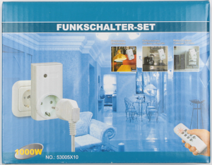 Pollin Funkschalter-Set