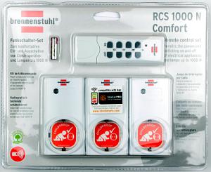 Brennenstuhl RCS 1000 N Comfort