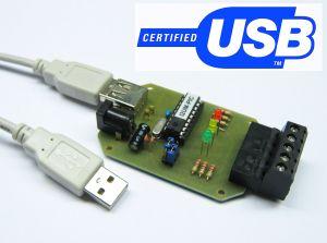 Bild I2C-USB Modem